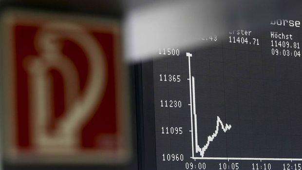 Avrupa borsaları yaklaşık 3.5 yılın en düşük seviyesine indi