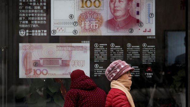 Asya paraları riskten kaçışla geriledi