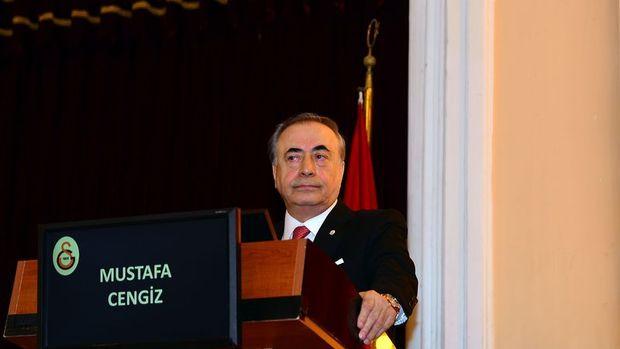 Galatasaray Başkanı Mustafa Cengiz'den derbi öncesi koronavirüs açıklaması
