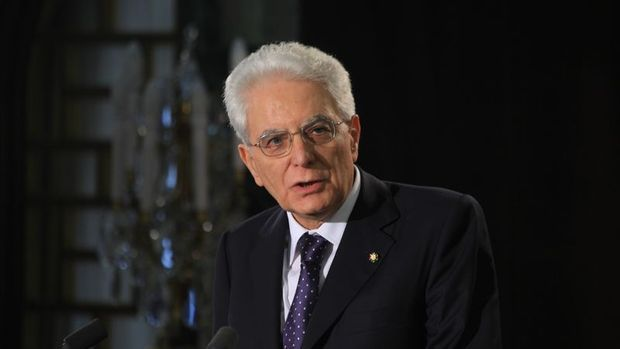 İtalya Cumhurbaşkanı Sergio Mattarella'dan AB'ye koronavirüs çağrısı