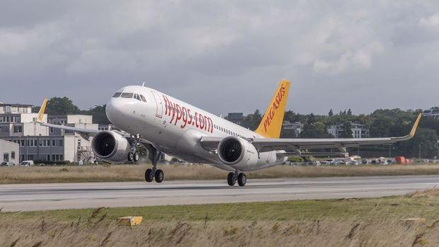 Pegasus yolcu sayısı Şubat'ta yılık yüzde 7.9 arttı