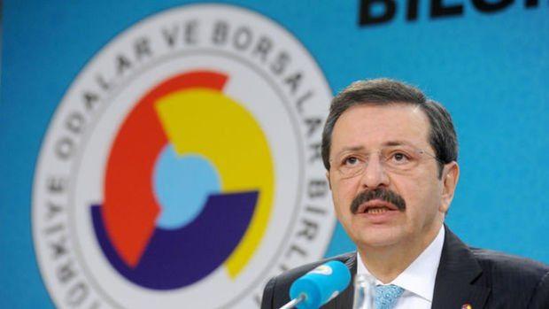 TOBB/ Hisarcıklıoğlu: Vatandaşı mağdur edenlere karşı sessiz kalmayacağız