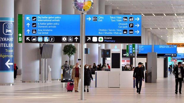 İçişleri Bakanlığı: 9 ülkeden Türkiye'ye yolcu girişi durduruldu