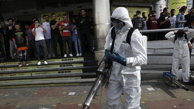 İranda yeni tip koronavirüs nedeniyle can kaybı 611'e yükseldi