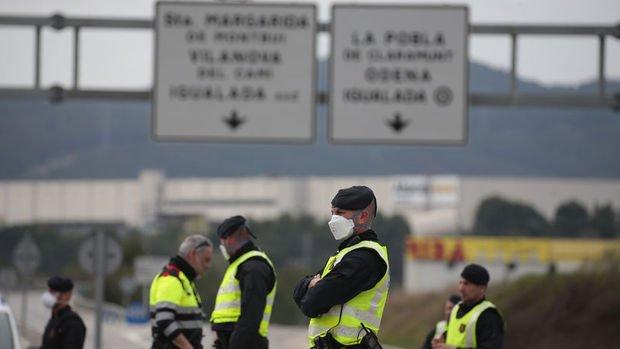 İtalya'dan sonra İspanya da karantinaya alınıyor