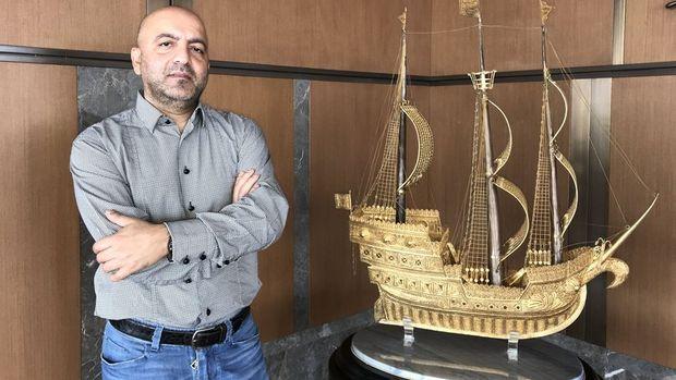 Azeri iş adamı Mübariz Mansimov Gurbanoğlu gözaltına alındı