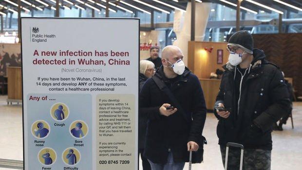 Türkiye'nin Londra'daki Büyükelçiliği'nden Türk vatandaşlarına koronavirüs uyarısı
