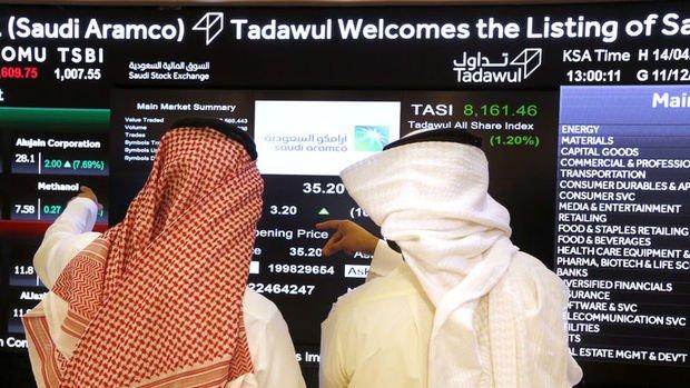 Saudi Aramco'nun net karı yüzde 20 azaldı