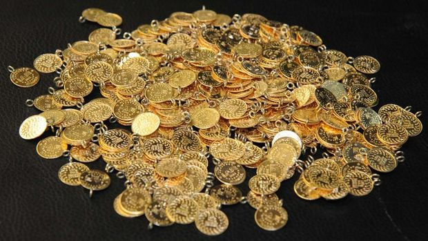 Kapalıçarşı'da altın fiyatları (16.03.2020)