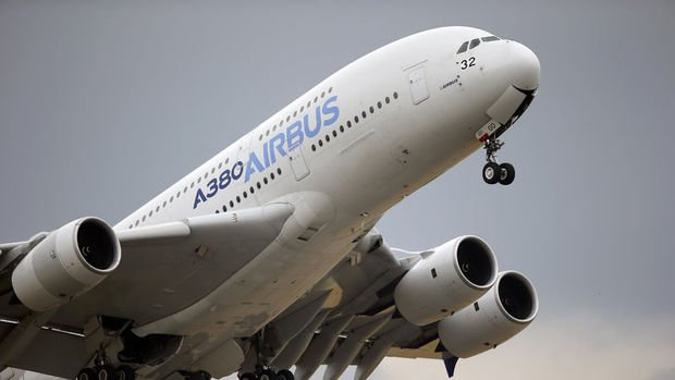 Airbus Fransa ve İspanya'da üretime ara verecek