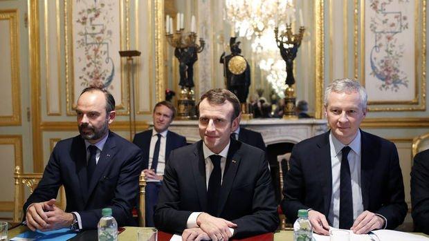 Fransa büyük şirketlerini korumak için
