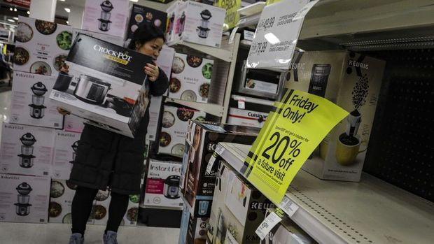 ABD'de perakende satışlar 'virüs' öncesi artış beklenirken düştü