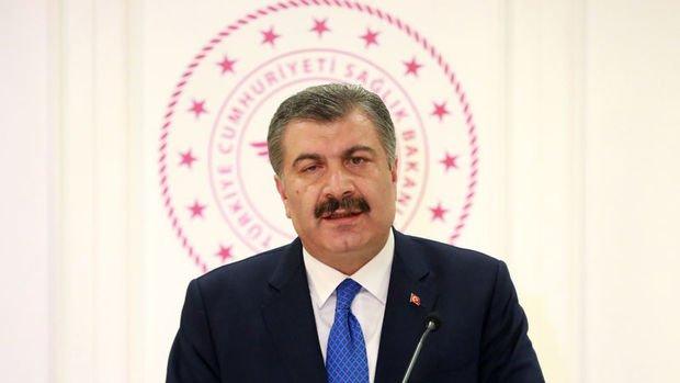 Sağlık Bakanı Koca: Koronavirüsle mücadelemizde ilk kez bir hastamı kaybettim
