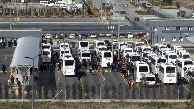 Avrupa'dan dönmek isteyen vatandaşların tahliyesi tamamlandı