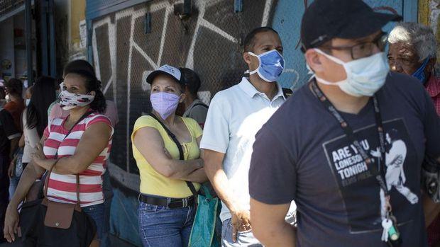 Venezuela Kovid-19'la mücadele için IMF'den 5 milyar dolar istedi