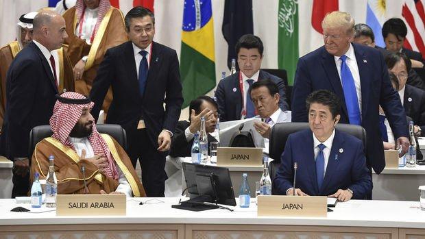 Suudi Arabistan'dan G20 ülkelerine koronavirüsle ilgili