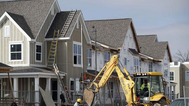 ABD'de konut başlangıçları ve inşaat izinleri Şubat'ta geriledi