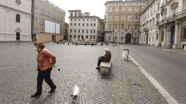 İtalya'da Kovid-19'dan ölenlerin sayısı 2 bin 978'e çıktı