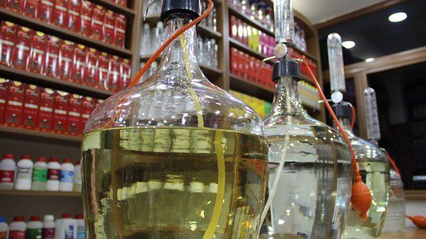 Kolonya ve dezenfektan üreticilerine etil alkol sevki başladı
