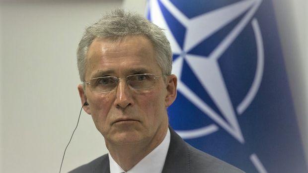 NATO Genel Sekreteri Stoltenberg
