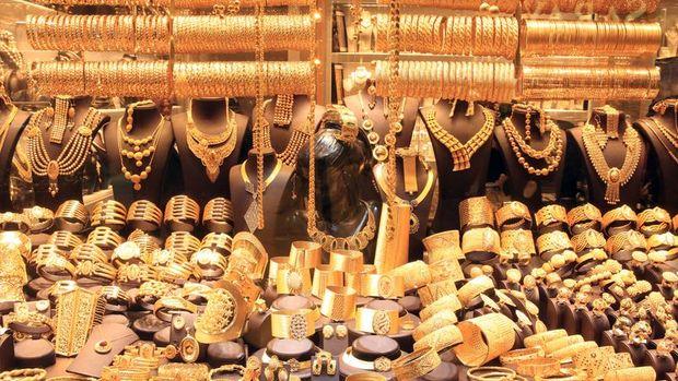 Kapalıçarşı'da altının kapanış fiyatları (19.03.2020)
