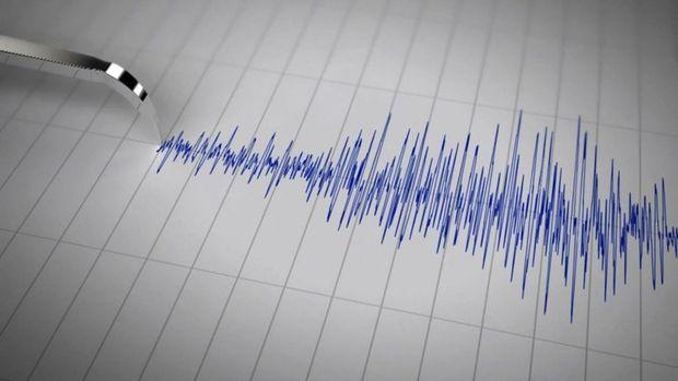 Elazığ'da 5 büyüklüğünde deprem meydana geldi