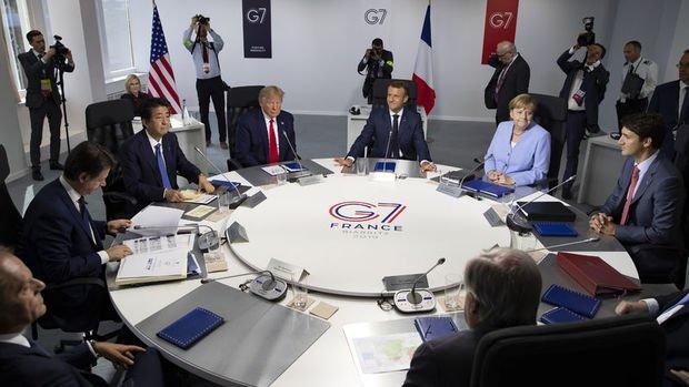 G-7 Liderler Zirvesi video konferans yoluyla yapılacak