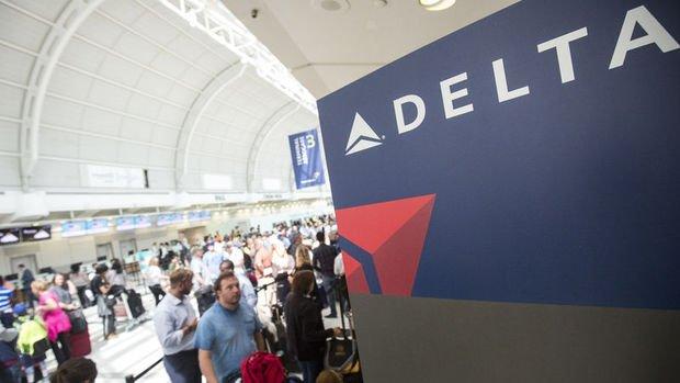 Delta Havayolları ikinci çeyrek cirosu için yüzde 80 düşüş bekliyor