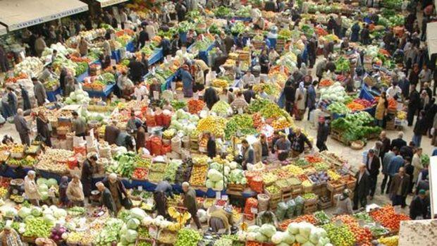 Türkiye'nin yaş sebze ve meyve ihracatı 581 milyon dolara ulaştı
