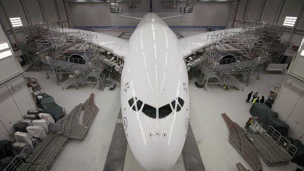 Airbus'tan koronavirüse karşı 30 milyar euroluk tampon