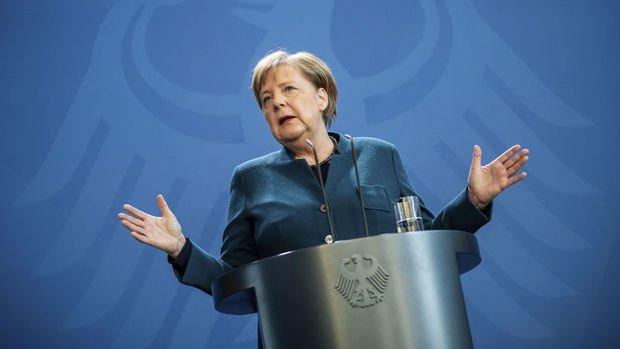 Almanya 800 milyar dolarlık paketi onayladı