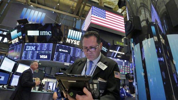 ABD hisse senetleri Fed'in teşviklerine karşın düşük açıldı