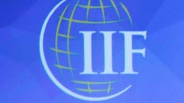 Uluslararası Finans Enstitüsü küresel büyüme tahminini aşağı yönlü revize etti