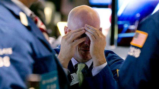 ABD'de hisse senetleri haftanın ilk işlem gününü düşüşle tamamladı
