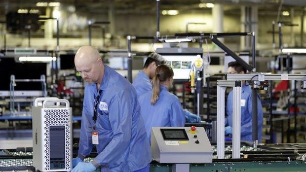 ABD'de imalat ve hizmet sektörleri virüs etkisiyle rekor düşüş kaydetti