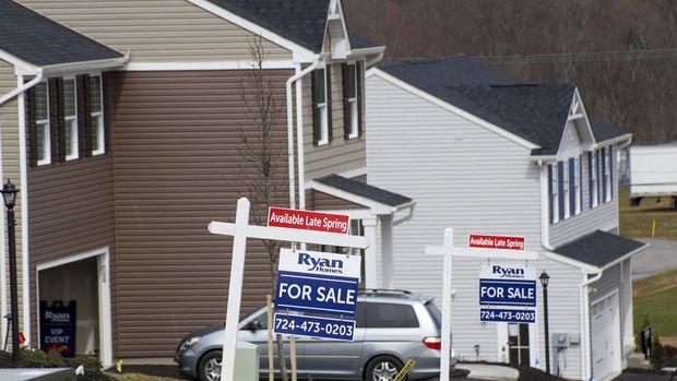 ABD'de yeni konut satışları Şubat'ta düştü
