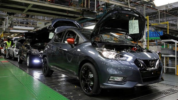Nissan, Afrika, Orta Doğu ve Hindistan bölgesinde üretimini geçici olarak durdurdu