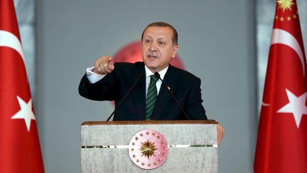 Erdoğan: Türkiye koronavirüs ile mücadele en erken tedbir alan ülkedir.