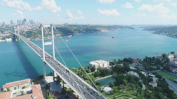 Köprü ve otoyollardan Şubat'ta 186.3 milyon lira gelir