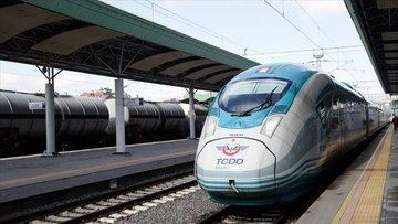YHT, Anahat ve Bölgesel tren seferleri geçici olarak durd...