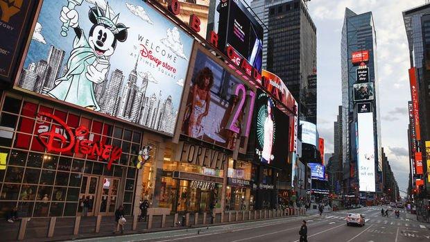 ABD'deki Kovid-19 vaka sayısı 100 bini geçti, en fazla can kaybı New York'ta