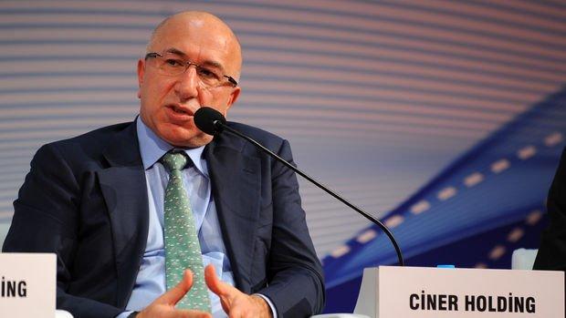 Ciner: Salgınla mücadele sürecinin sosyal ve ekonomik cephesine destekle devlet ve milletimizin yanındayız