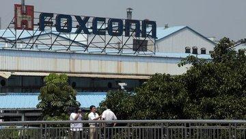 Apple tedarikçisi Foxconn'un karı 4. çeyrekte düştü