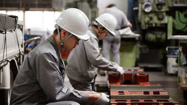 Japonya'nın sanayi üretimi 'virüs öncesi dayanıklılığa' işaret etti