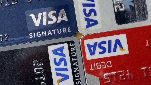 Visa: Tüketici harcamalarında hızlı bir düşüş var