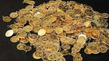 Gram altın 342 lira seviyelerinde