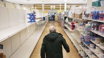 ABD'de büyük mağazalar yüzbinlerce çalışanını ücretsiz iz...