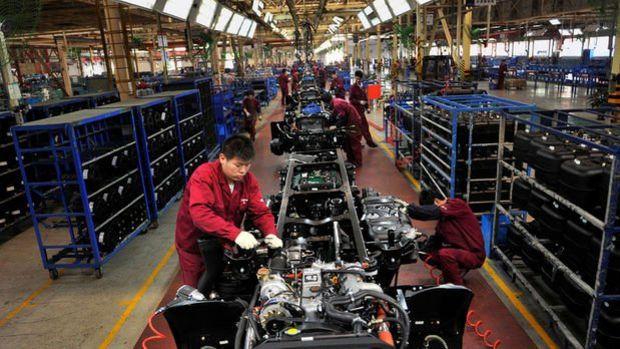 Çin imalat PMI Mart'ta hızlı toparlanarak beklentilerin üzerine çıktı