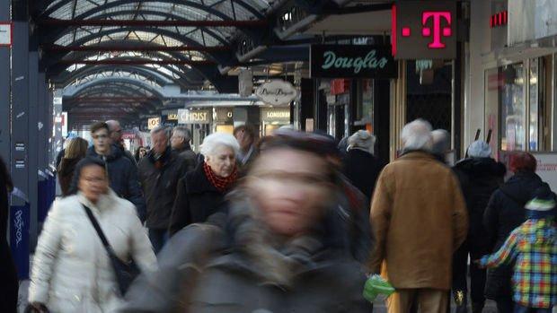 Euro Bölgesi'nde enflasyon 5 ayın en düşük seviyesinde