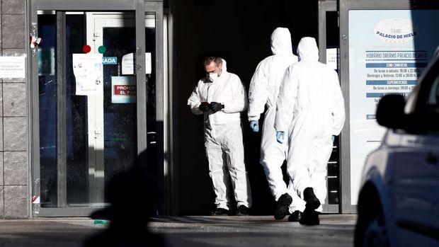 İspanya'da Kovid-19 salgını sebebiyle son 24 saatte 849 kişi hayatını kaybetti
